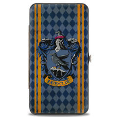 Hinged Wallet - Harry Potter - Ravenclaw