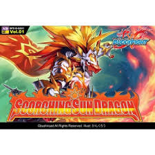 Starter Deck Vol. 1: Scorching Sun Dragon