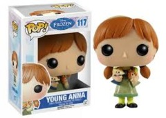 #117 Young Anna (Frozen)