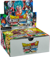 Dragon Ball Super - Cross Worlds - Series 3 Booster Box