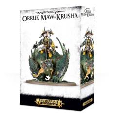 Ironjawz: Orruk Maw-Krusha