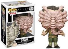 #432 - Alien - Oram