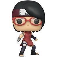 #672 Naruto - Sarada Uchiha