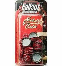 Fallout - Nuka-Cola Cap Set - Wasteland Warfare RPG