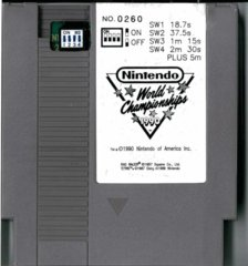 Nintendo World Championships 1990 Grey
