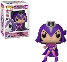#603 - Teen Titans Go - NBTS - Raven