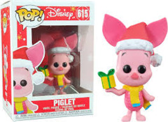 #615 Holiday Piglet
