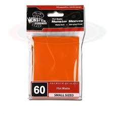 Monster Orange Sleeves Small