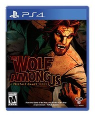 The Wolf Among Us - Telltale Game