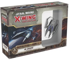 IG-2000 - (Star Wars X- Wing) - In Store Sales Only