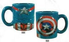 3D Sculpted Mug