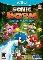 Sonic Boom - Rise of Lyric