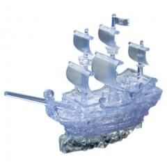 3D Puzzle - Pirate Ship