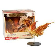 D&D Icons of the Realms Ancient Brass Dragon Premium Figure