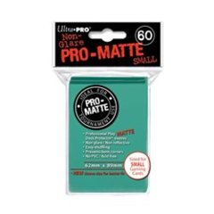 Ultra Pro Pro-Matte Small Sleeves - Aqua