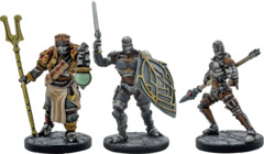Dungeons & Dragons - Collector's Series - Warforged
