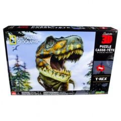3D Puzzle - 300 PC - T Rex