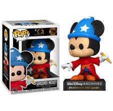 #799 Disney - Sorcerer Mickey