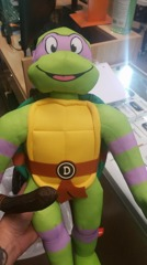 "Donatello TMNT 22"" Plush"