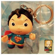 Little Mates DC Comics Mini Key Chain - Superman