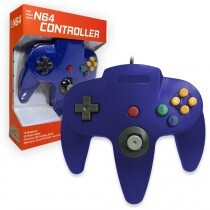 Old Skool - N64 Controller - Blue