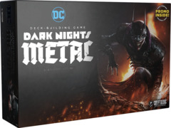 Dc Comics Deck Building - Dark Nights Metal