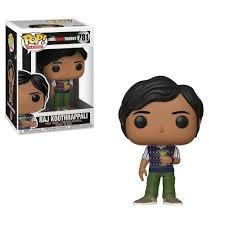 #781 The Big Bang Theory - Raj Koothrappali