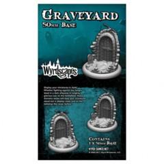 Wyrdscapes: Graveyard 50mm Bases
