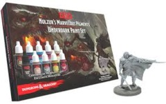 Dungeons & Dragons - Nolzur's Marvelous Pigments - Underdark Paint Set