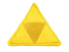 Zelda: Tri Force Cushion