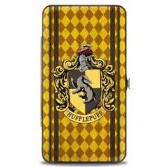 Hinged Wallet - Harry Potter - Hufflepuff