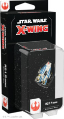 Star Wars X-Wing - Second Edition - RZ 1 A Wing Fighter