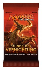 Hour of Devastation Booster Pack - German