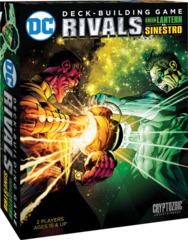 DC Comics Deck Building Game - Rivals - Green Lantern vs Sinestro
