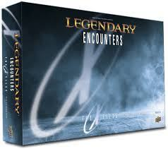 Legendary Encounters - The X-Files