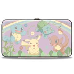 Hinged Wallet - Pokemon - Base