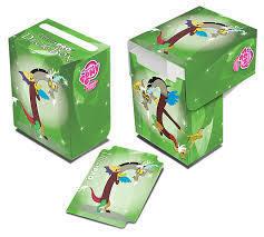 Discord - My Little Pony Deck Box (Ultra Pro)