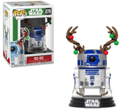 #275 - R2-D2 w/ Antlers