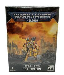 Warhammer 40K - Imperial Fists - Tor Garadon