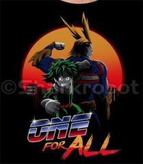 One For All T-Shirt