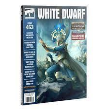 White Dwarf #463