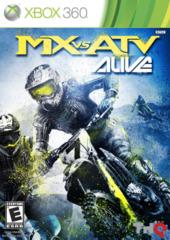 MX vs ATV - Alive (Xbox 360)