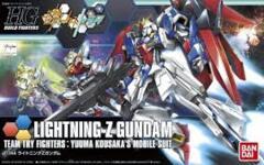 Lightning Z Gundam Build Fighter TRY