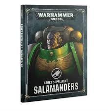 Warhammer 40K - Codex Supplement - Salamanders