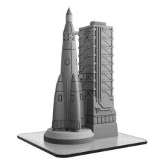 Monsterpocalypse - Rocket Gantry
