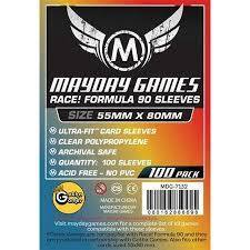 Mayday Games - Race! 55mmx80mm (100)