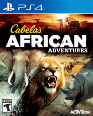 Cabela's African Adventures (Playstation 4)