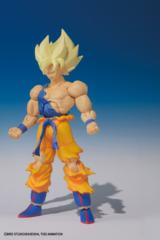 Dragonball: Super Shodo Micro Action Figure - Super Saiyan Son Goku