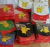 Pokemon - McDonalds Pack