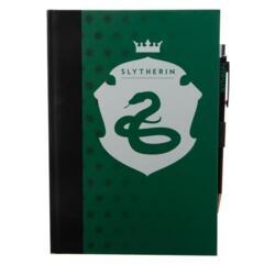 Slytherin - Harry Potter Journal and Ballpoint Pen